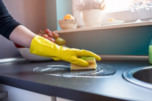 gloves-cleaning