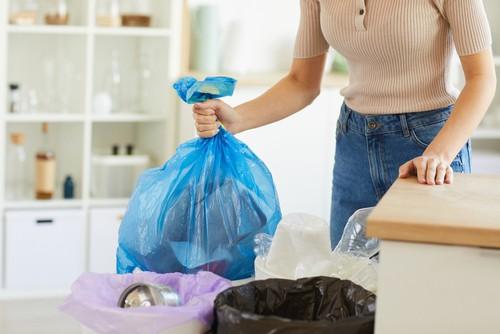 Empty Trash Bins