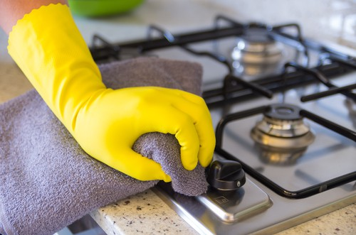 Guide to kitchen cleaning